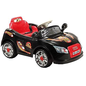 Electric children's car A018 with remote control 6V, single seater with light and music