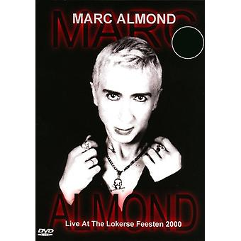 Marc Almond - Live at Lokersefeesten 2000 [DVD] USA import