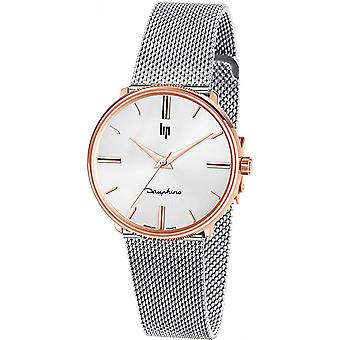 Watch LIP 671319 - watch Quartz steel joint e money