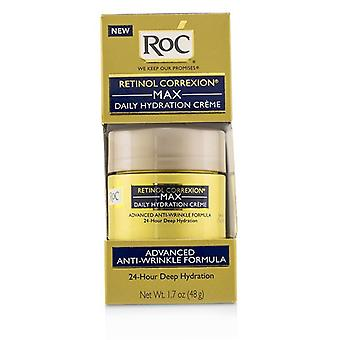 ROC Retinol Correxion Max Daily Hydration Cream 48g/1.7oz
