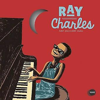 Ray Charles by Stephane Ollivier & Illustrated by R mi Courgeon