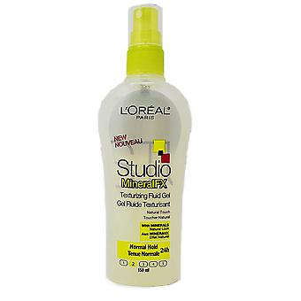 L ' Oreal Studio mineral fx texturizing Fluid gel Natural Touch normal hold, 150 ml