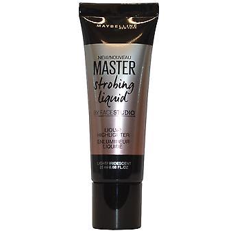 Maybelline Master Strobing Liquid flüssig Highlighter/Enluminer Liquide 25ml hell / irisierend