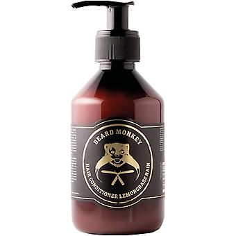 Baard Monkey hair conditioner citroengras regen 250ml