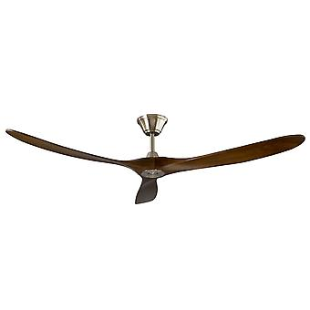 Energy-saving ceiling fan Bromien with remote control