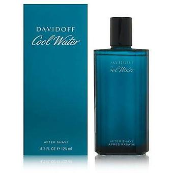 Cool water by davidoff for men 4.2 oz after shave pour