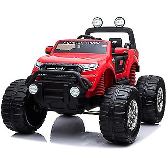 Licensed Ford Ranger 12V Monster Truck Electric Ride on Car With Plastic Wheels