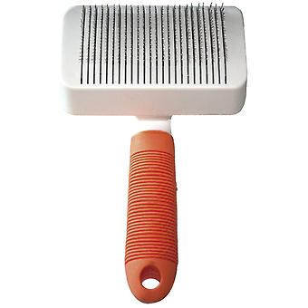 New-Style Self-Cleaning Card (Dogs , Grooming & Wellbeing , Brushes & Combs)