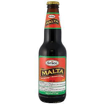 Grace Malta Malt Drikke-( 341 Ml X 24 Bokser )