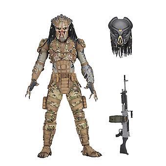 NECA Predator (2018) 7 Scale Action Figure Emissary #2 Concept Figure