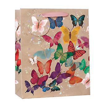 Simon Elvin Butterflies Gift Bags (Pack Of 6)