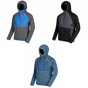 Regatta Great Outdoors Mens Rocknell Hybrid Waterproof Hooded Jacket