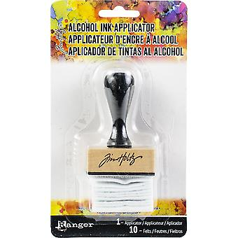 Tim Holtz Adirondack Alcohol Ink Applicator - Leima kahva W/10 Felts