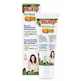Nuby lanolin 30g (Health & Beauty , Personal Care , Cosmetics , Cosmetic Sets)