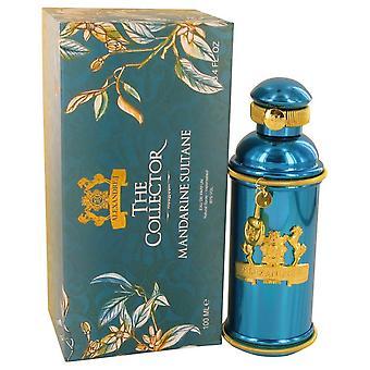 Mandarine Sultane Eau De Parfum Spray By Alexandre J 3.4 oz Eau De Parfum Spray