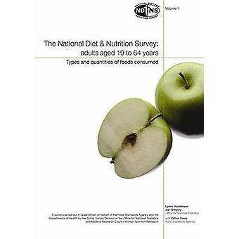 The National Diet and Nutrition Survey - Adults Aged 19 to 64 Years - V