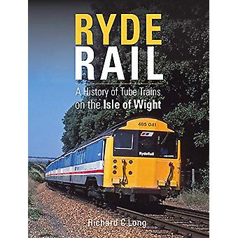Ryde Rail by Richard Long - 9781910809570 Book