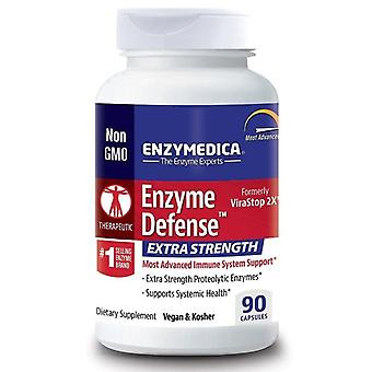 Enzymedica Enzyme Defense Extra Strength Capsules 90 (29080)