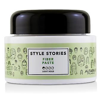 Style stories fiber paste (light hold) 221363 100ml/3.31oz