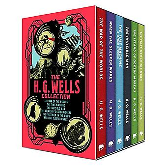 The H. G. Wells Collection by Herbert George Wells - 9781789501797 Bo
