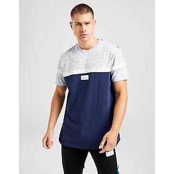 New McKenzie Men's Zachary Short Sleeve T-Shirt Navy