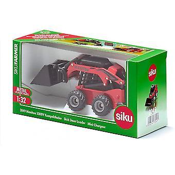 Siku Manitou 3300V Skid Steer Loader 1:32 3049