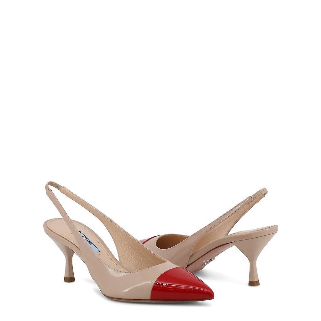 Chaussures De Cour Cuir Femme P91991