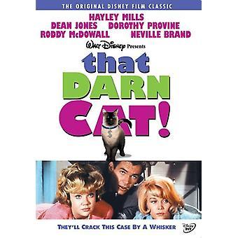 That Darn Cat [DVD] USA import