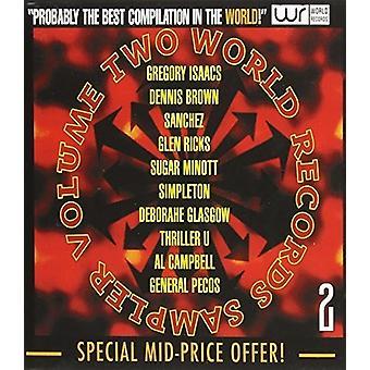 World Records Sampler 2 - World Records Sampler 2 [CD] USA import
