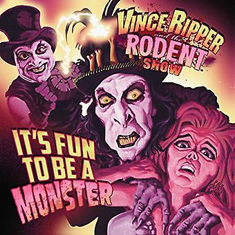 Ripper and the Rodent Show, VI - Ripper and the Rodent Show Vince-Its [Vinyl] USA import