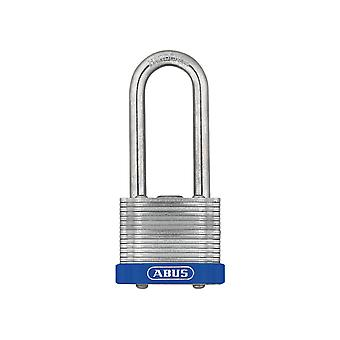 ABUS 41/HB40mm ETERNA Laminated Padlock 50mm Long Shackle Carded ABU4140LSC