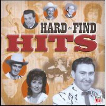 Golden Age Of Country Music: Hard To Fin [CD] USA import