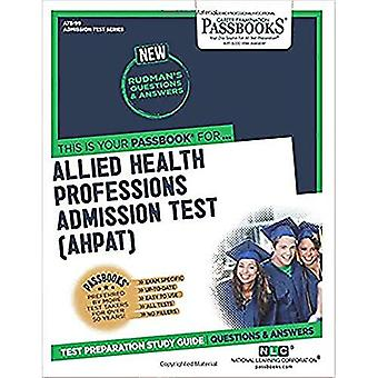 Allied Health Professions Admission Test (AHPAT)