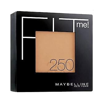 Maybelline Fit Me Pressed Powder - 250 Sun Beige