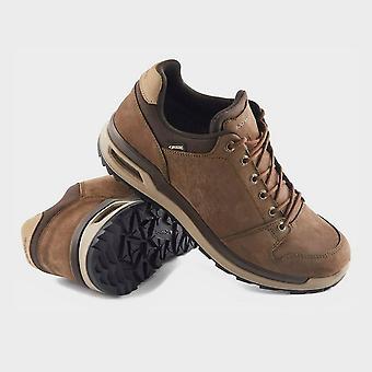 Lowa Men's Locarno GTX Lo Walking Shoes Brown