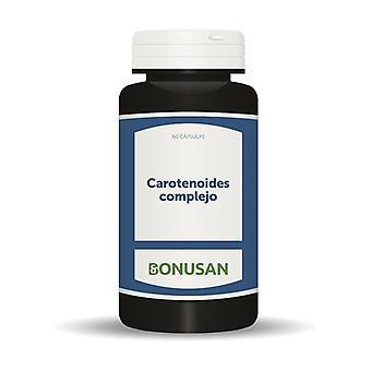 Carotenoid Complex 60 vegetable capsules
