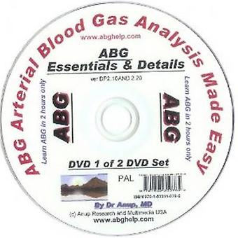 Abg  Arterial Blood Gas Analysis Made Easy by Anup & Dr. A. B. & M.D.