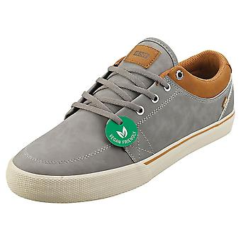Globe Gs Mens Casual Trainers in Grey Tan