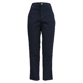 Joan Rivers Femmes's Jeans Ankle Length Blue A303073