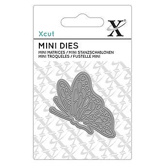Xcut Mini Die yksityiskohtainen perhonen