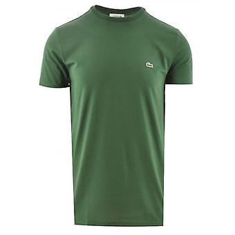 Lacoste Crew Neck Pima Cotton Jersey T shirt
