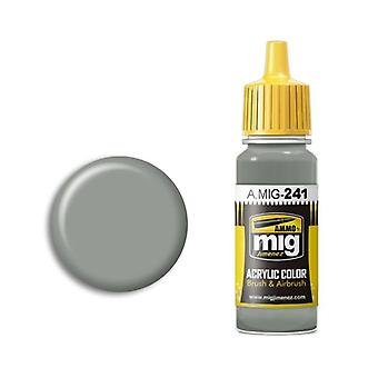 Ammo by Mig Acrylic Paint - A.MIG-0241 FS 36440 Light Gull Grey (17ml)
