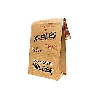 Lunch Bag - X-Files - Evidence Tote Bag New Licensed XFLL684