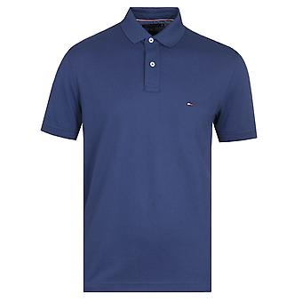 Tommy Hilfiger Navy Regular Polo Shirt