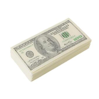 Dollar Money Printed Wc Bath Tissue Paper - Napkins For Party