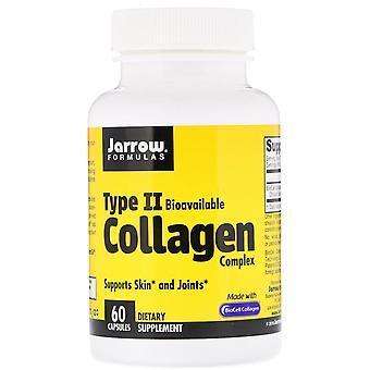 Formules Jarrow, Complexe de collagène de type II, 60 capsules