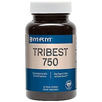 MRM, Tribest 750, 60 Vegan Capsules
