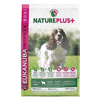 Eukanuba Nature Plus Volwassen Medium Ras Lam - 2,3 kg