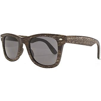 النظارات الشمسية Unisex Cat.3 البني / الدخان (& نقلا عن amu19208f & quot;)