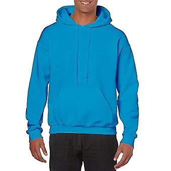 GILDAN G18500 Heavy Hooded Sweatshirt in Sapphire Blue